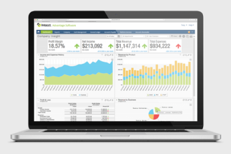 Sage Intacct Cloud Accounting