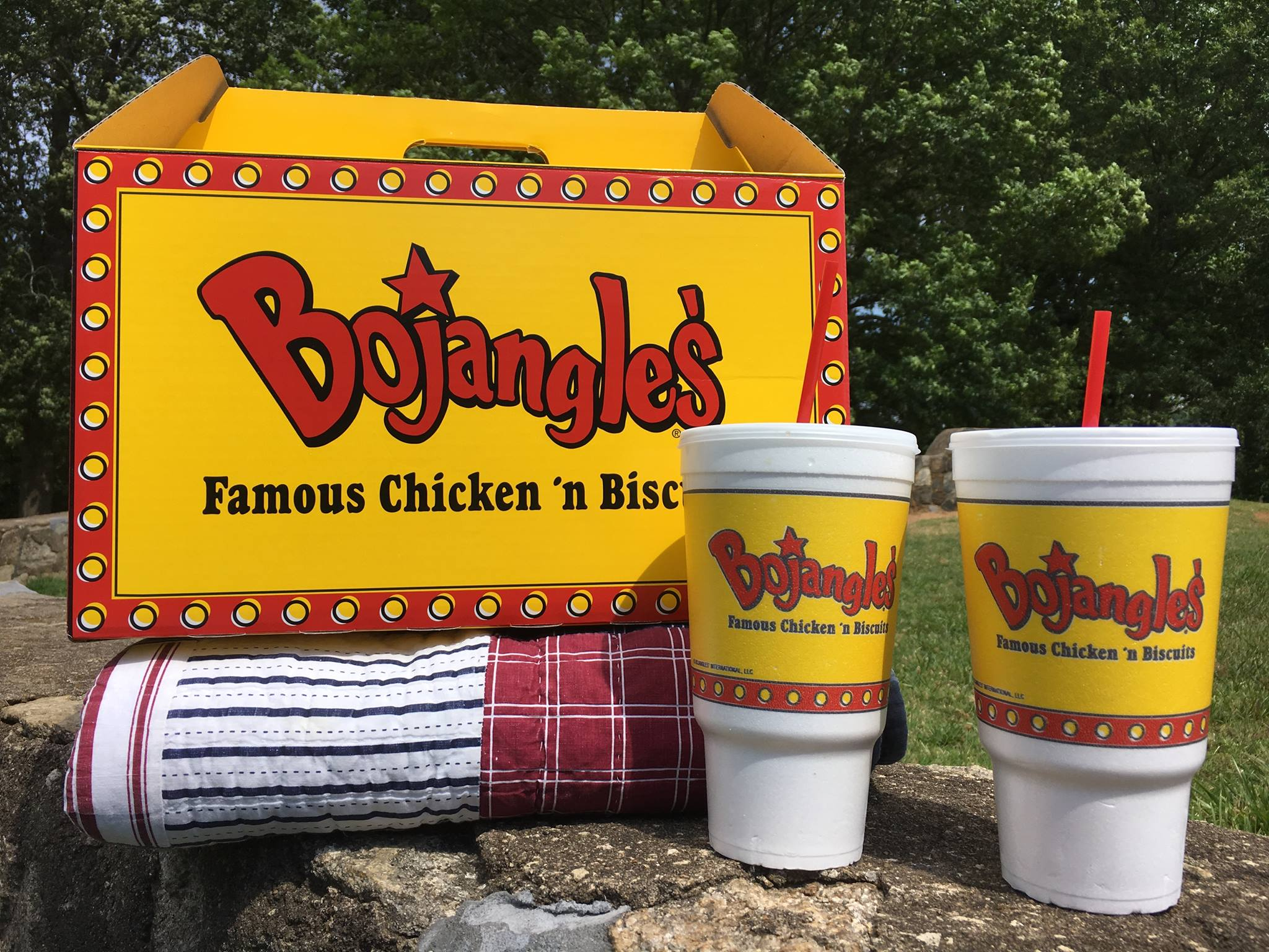 bojangles food and drinks