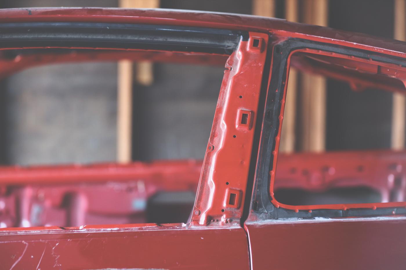 car rebuild