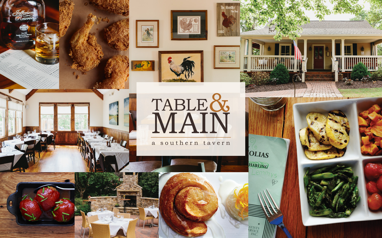 Table & Main Restaurant Finances